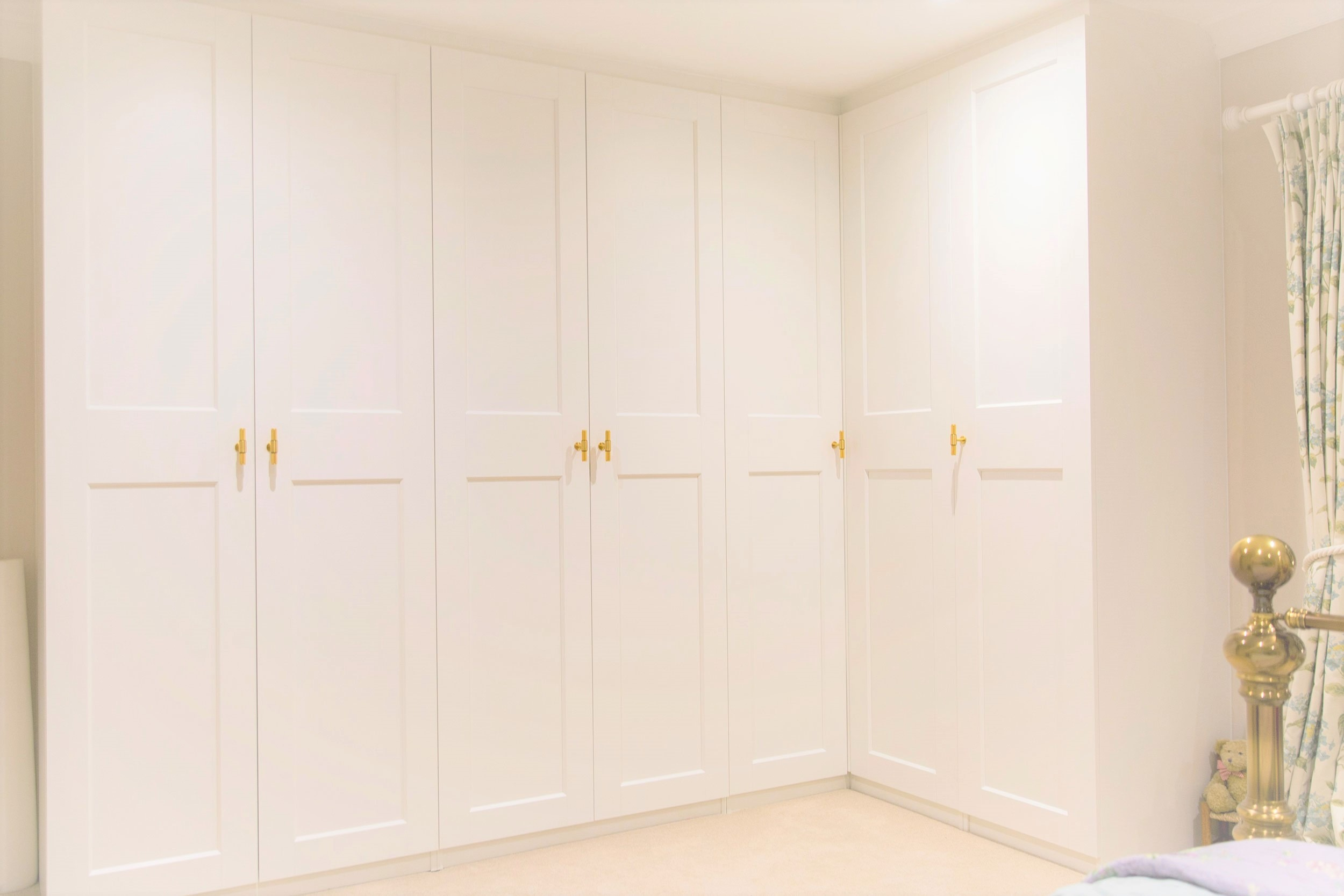 Ikea Fully Fitted Wardrobe Fitting Service Furniture Assembly Unflatpack