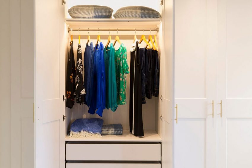 HOW TO DISMANTLE IKEA PAX WARDROBE